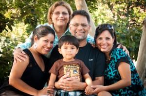 Familia Perez Vargas