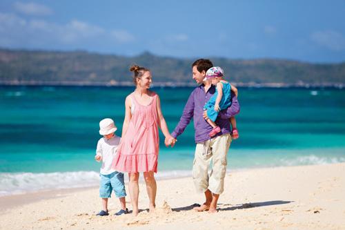 Vacaciones eb familia