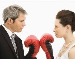 Aprendiendo a pelear