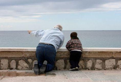 La influencia de los abuelos