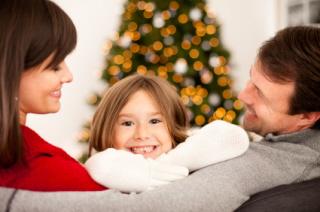 La Navidad Habla a la familia