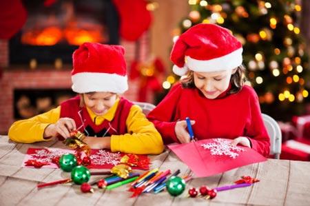 La Navidad y los niños