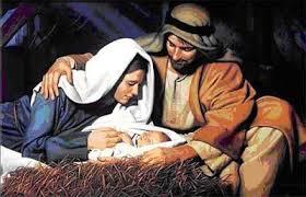 Navidad José y María